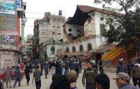 'Sirds dauzījās kā traka' – latvietis par Katmandu pārdzīvoto katastrofu