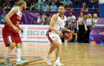 Strēlnieka perfektā precizitāte palīdz 'Olympiakos' izcīnīt iespaidīgu uzvaru ULEB Eirolīgas spēlē; uzvara arī Bertāna klubam