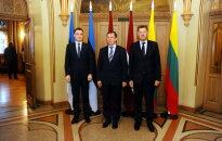 """Латвия и соседние страны выступили против строительства """"Северного потока - 2"""""""