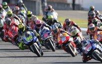 Sasniegts jauns 'MotoGP' ātruma rekords
