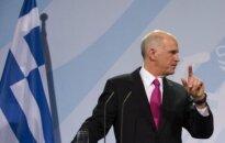 Grieķijas premjers: uz kārts likta valsts izdzīvošana