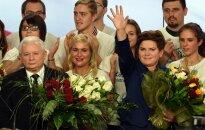 'Delfi' Polijā: Kā konservatīvā partija PiS ieguva nedalītu varu