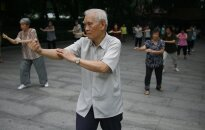 Ķīnas iedzīvotāju skaits pārsniedz 1,341 miljardu