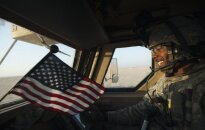 No Irākas izvesti pēdējie tur esošie ASV karavīri