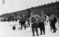 Ceļojums laikā: kā ziemas priekus Latvijā baudīja pagājušajā gadsimtā