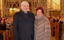 Kažokādas baznīcā: kā posās Galantes koncerta smalkie viesi