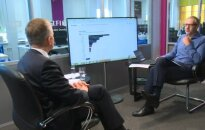 'Mēs esam labākie,' algu atšķirības Baltijas centrālajās bankās pamato Rimšēvičs