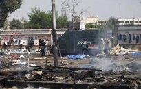 TV: Ēģiptē izsludināts ārkārtas stāvoklis