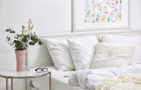 Nopirkt piemērotāko, veikli saklāt un pareizi kopt – viss par gultas veļu