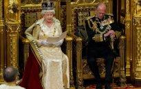 Fotoreportāža: Karaliene Elizabete II atzīmē 60 gadu valdīšanu
