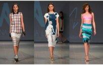 RFW: Лучшая девушка Anna Led, смелые вырезы и прозрачность M-Couture и полосатый рейс Narciss