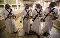 Zemās naftas cenas – Saūda Arābijai draud bankrots, brīdina SVF