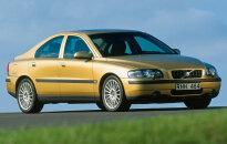 Padomi lietota 'Volvo S60' un 'V70' izvēlē