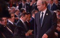Hārpers aicina Putinu 'aizvākties no Ukrainas'; Krievijas prezidents atbild, ka tas nav iespējams