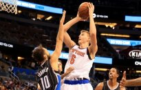 'Forbes' par vērtīgāko NBA klubu atzīst Porziņģa pārstāvēto 'Knicks'