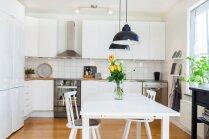 Špikeris virtuves plānošanai: pamatelementi funkcionālai un ērtai telpai