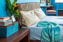 Как спланировать пространство маленькой спальни, чтобы там было комфортно спать