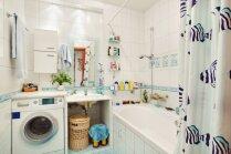 Piecas tipiskas problēmas un to risinājumi, kas skar nelielas vannasistabas