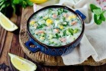 10 auksto zupu receptes tiem, kurus bietes nevaldzina