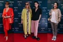 ФОТО: Летний яркий стиль гостей на открытии выставки ювелирных шедевров Luca Carati