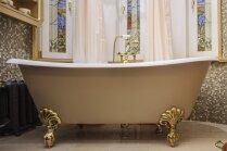Padomi, kā pašu spēkiem 'uzfrišināt' veco čuguna vannu