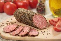 Aklajā degustācijā noskaidrota garšīgākā dāņu salami desa