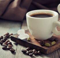 Beduīnu kafija - ar kardamonu