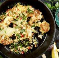 No uzkodām līdz kārtīgam sacepumam – ziedkāposti 17 daudzveidīgās receptēs