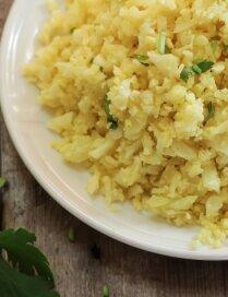 Ātrie ziedkāpostu 'rīsi'