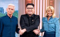 Britu šova skatītājus sajūsmina un mulsina Kima Čenuna līdzinieks