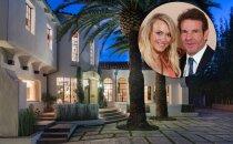 Santas Auziņas mīļotā Kveida lepnā villa pārdota par 5,9 miljoniem dolāru