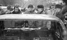 #Ziņas 1991: OMON ir jāizved, stikla tara kļūst dārgāka