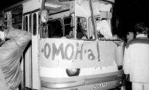 #Ziņas1991: 'Melnās beretes' piekāva kursantus; divi ievainotie
