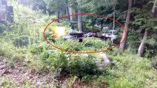 Pusaudzis ASV izgatavojis kvadrakopteri, kas šauj ar īstu kaujas ieroci