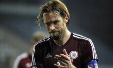 Latvijas futbola izlase Eiropas čempionāta kvalifikācijas spēlē uzņem Turciju