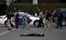 Sprādzienos Džakartā vismaz septiņi bojāgājušie