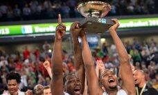 Rīgā ceļojumu pa 'EuroBasket 2015' dalībvalstīm iesāks Eiropas čempionu kauss