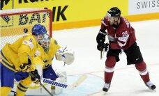 Infografika: Latvijas hokejistu mazā sensācija skaitļos