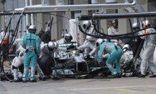 Lūisa Hamiltona sacīkšu inženieris pamet 'Mercedes' F-1 komandu