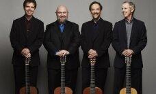 'Ziemassvētku festivāla' atklāšanas koncertā - pasaulslavenais Losandželosas ģitāristu kvartets