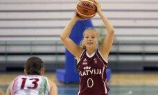 Latvijas U-16 basketbolistes EČ otrā posma mačā sīvā cīņā piekāpjas Francijai