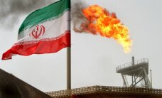 Ministrs: Irānas naftas eksports pārsniedzis divus miljonus barelu dienā