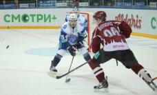 Rīgas 'Dinamo' papildlaikā piekāpjas Minskas 'Dinamo'