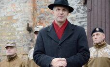 Пальто Артиса Пабрикса от Hugo Boss можно было купить за 20 евро