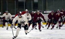 Latvijas hokeja izlase ar spēli pret Dāniju sāk pārbaudes maču ciklu