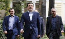 Grieķija uzstāda ultimātu kreditoriem: 9.aprīlī iestāsies valsts maksātnespēja