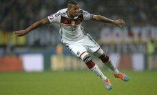 Boatengs vēlas kļūt par pirmo melnādaino kapteini Vācijas futbola izlases vēsturē