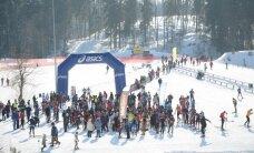 Tautas sporta ziemas prieki lielajiem un mazajiem