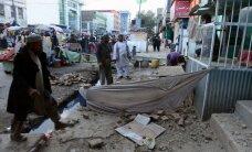 Zemestrīcē Pakistānā un Afganistānā vismaz 300 bojāgājušie