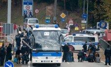 Vācijas policijas priekšnieks satraukts par pieaugošo uzbrukumu skaitu patvēruma meklētājiem